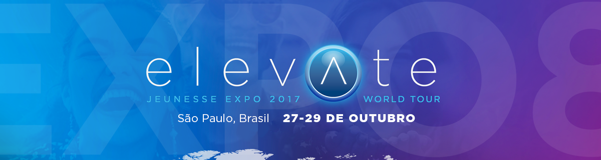Elevate Jeunesse Expo 2017 World Tour Jeunesse Brasil