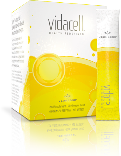 Vidacell Health Redefined Jeunesse Brasil